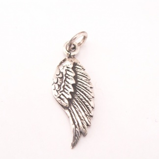 Sterling Silver Bird Wing Charm