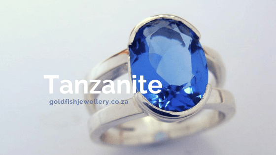 Tanzanite Ring - Goldfish Jewellery Design Studio
