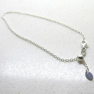 Sterling Silver Slider Adjuster Bracelet - Goldfish Jewellery Design Studio