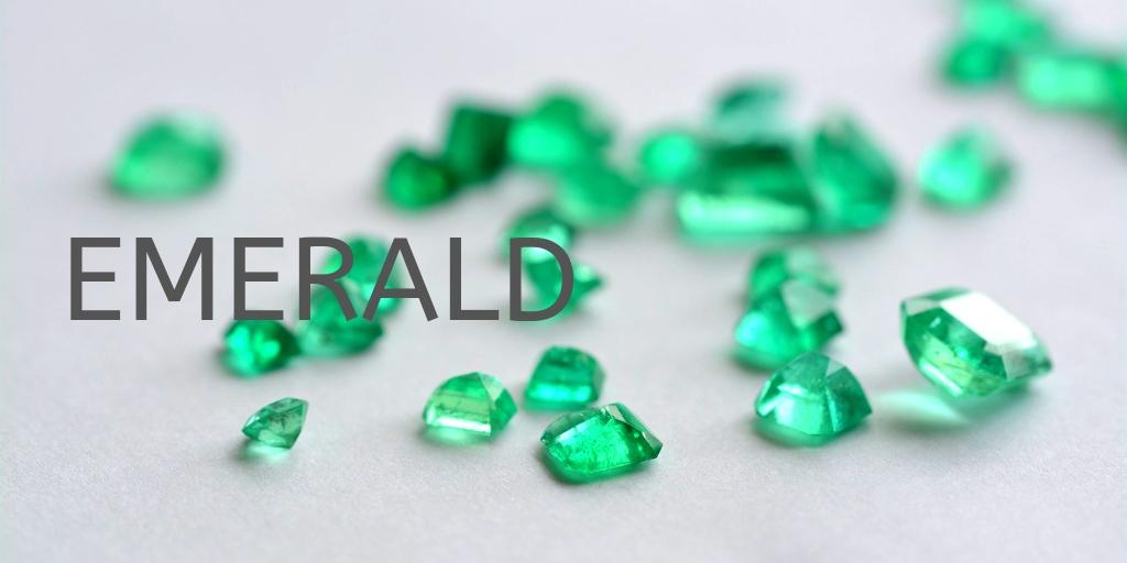 emerald - goldfish jewellery design studio
