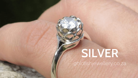 silver jewellery - goldfish jewellery design studio