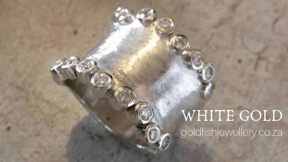 white gold - goldfish jewellery design studio