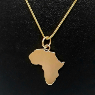 9ct Yellow Gold Pendants and Charms