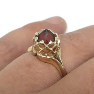9ct Yellow Gold Rings